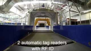 Glidepath Group Baggage Handling System Perth Airport Journey of Your Bag HD