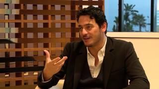 خالد أبو النجا يتحدث عن سعاد ماسي مع ماليك سليماني