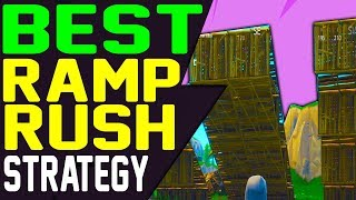 Fortnite BEST RAMP RUSH Strategy EXPLAINED - For Beginners and Pro Which One to Use