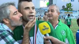 الشرطة بطل الدوري العراقي 2013