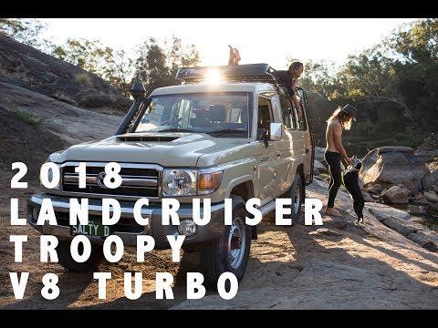 Episode One:  2018 V8 Landcruiser Troopy build
