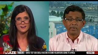 Dinesh D'Souza Was Forced To Take a Class on Prison Rape |