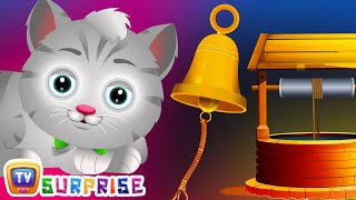 Surprise Eggs Nursery Rhymes Toys | Ding Dong Bell | Learn Colours & Objects | ChuChu TV