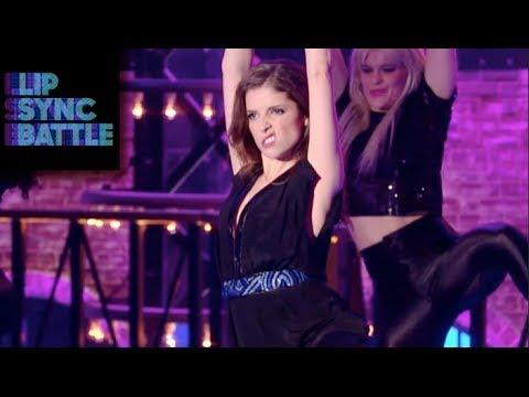 Anna Kendrick s Booty vs. John Krasinski s Proud Mary Lip Sync Battle