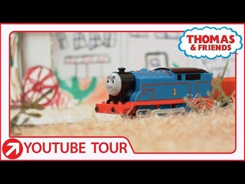 Thomas Goes West Thomas & Friends