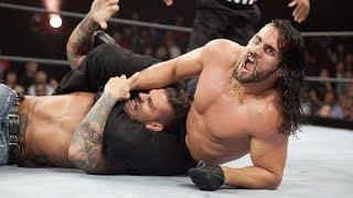 Seth Rollins vs. Corey Graves - NXT Championship Match: WWE NXT, Jan. 2, 2013