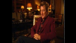 Rod Stewart - 'Wine, Women & Song' Director/Producer Andy Baybutt