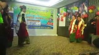 Maya gayo gaun chodi (नेपाल मगर संघ साखा UAE 2017)