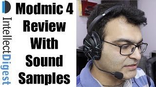 Modmic 4 Review- Best Boom Mic For Gaming & VOIP