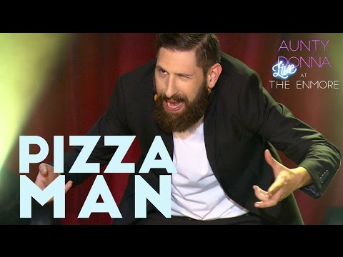 Xxx Mp4 Pizza Man Aunty Donna Deal With A Heckler Live At The Enmore Ep04 3gp Sex