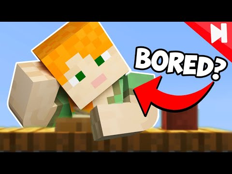 41 More Minecraft Things to Do When Bored at Home