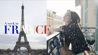 A WEEK IN FRANCE: Paris & The French Riviera 🇫🇷