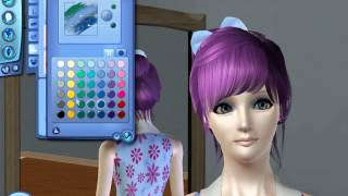 The Sims 3 Create a Sim - Miyako (kawaii anime girl) Download