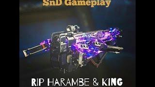NX shadowclaw Only SnD / RIP Harambe & King Kong