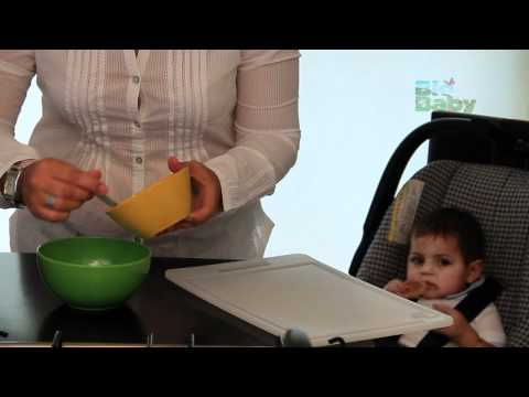 Recetas para bebés de 6 a 12 meses - Nutrición para bebés