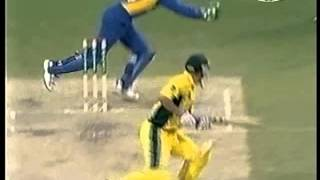 Best stumping you will ever see, FREAK wicketkeeping, NOT Dhoni