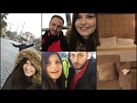 Vlog | Travel with me | Konstantinoupoli 2015 | Part 1
