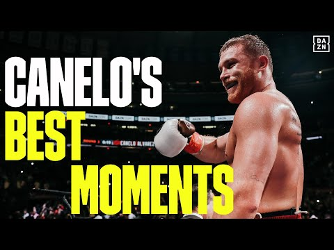 20 Minutes Of Canelo Alvarez s Best Moments In The Ring