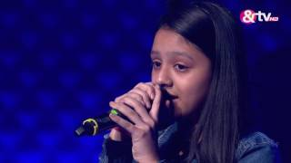 Srishti Rawat - Blind Audition - Episode 5 - August 06, 2016 - The Voice India Kids