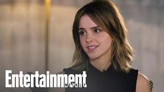 Emma Watson Responds To Claims That Belle Has Stockholm Syndrome | Entertainment Weekly