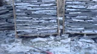 2009-10 Corte da pedra caliza.wmv
