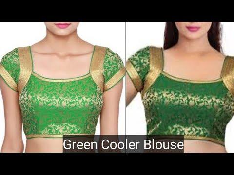 Xxx Mp4 BEAUTIFUL GREEN COLOUR BLOUSE DESIGN IMAGE New Design 3gp Sex