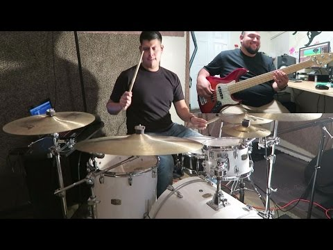 Creo En Ti Julio Melgar Drum & Bass Cover Bateria & Bajo