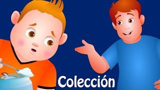 Johny Johny Sí Papá y muchas más Canciones Infantiles Populares   ChuChu TV