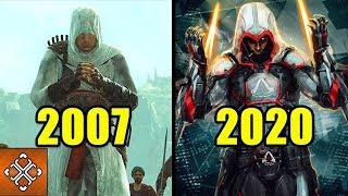 Evolution Of Assassin