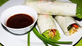 How to Cook Lumpiang Sariwa (Fresh Lumpia) Recipe