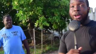 Jamaican News be like ( runaway house ) Prince Pine and Fatskull