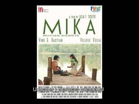 Pop Out Biru Soundtrack Film Mika Indonesia