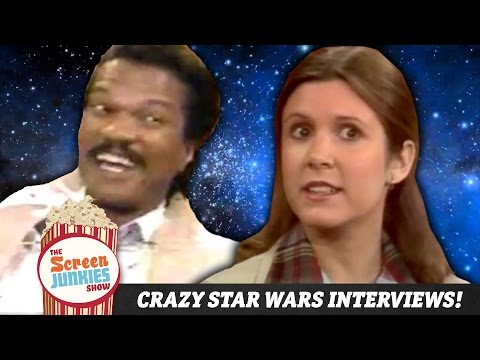 The Craziest Star Wars Interviews You've Never Seen Until Now