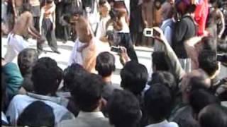 9 moharram mochi bazar Zanjeer Zani haripur 2010.mpeg
