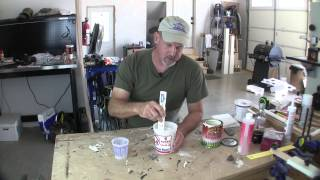 Mixing Paint for HVLP Sprayers