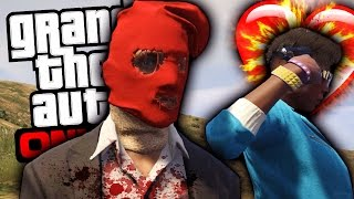 PSYCHO DATING SERVICE | GTA: ONLINE (PC) - Serial Vs Civilian (Funny Moments Montage)