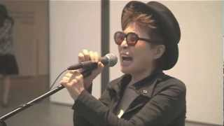 """I'm Sexy and I Know It"" Yoko Ono covers LMFAO"