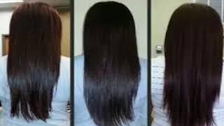 لو شعرك خفيف وعايزاه يطول ويبقي كثيف وطويل اعملى الوصفة دى