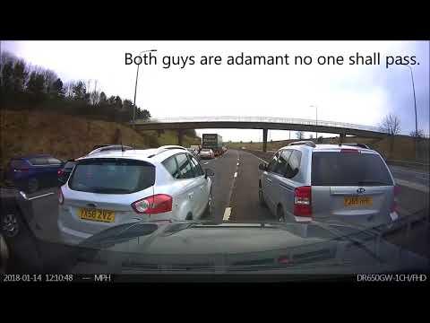 Self Appointed Motorway Police