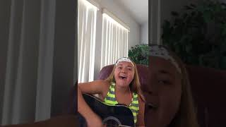 God On The Mountain by The Mckameys ~Cover By Kristen Toole~