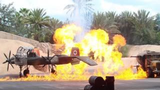 Indiana Jones Epic Stunt Spectacular at Hollywood Studios - Walt Disney World, Orlando