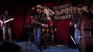 Ryan Cook & Sunny Acres -Lovesick Blues (Hank Williams Sr.)- @ The Red Rooser Cafe- Burlington, ON