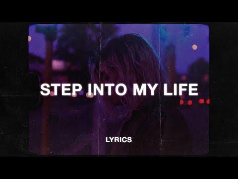 Powfu step into my life Lyrics ft. sleep.ing