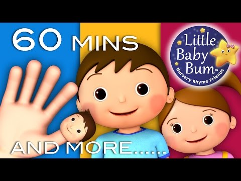 Xxx Mp4 Finger Family Plus Lots More Nursery Rhymes 60 Minutes Compilation From LittleBabyBum 3gp Sex