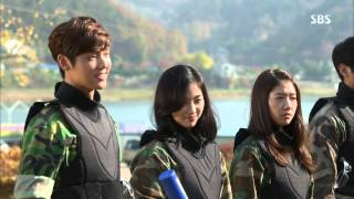 The heirs (Lee Min Ho, Park Sin Hae) Ep.10 review #37(9)