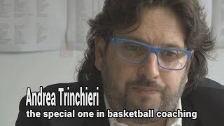 Andrea Trinchieri - the special one in basketball coaching