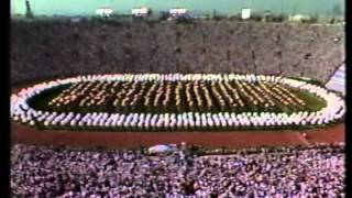 Los Angeles 1984 Opening Ceremony Introduction