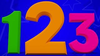 the numbers song | 123 song | learn numbers | nursery rhymes | kids songs