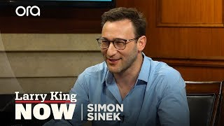 Simon Sinek on leadership, and finding your calling