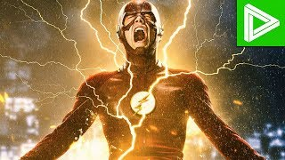 10 Superpowers The Flash Has In Addition To Super Speed